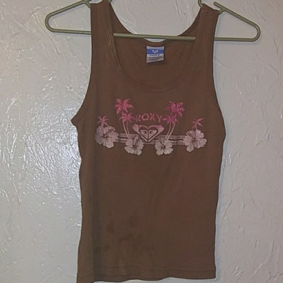 Roxy Tops - Roxy tank top size L vintage clothing